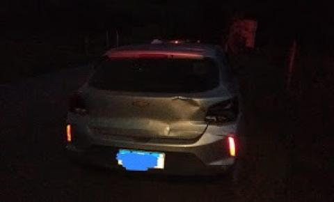 PMR prende condutor de motocicleta embriagado que provocou acidente na rodovia que liga Pedra Dourada à MG 111