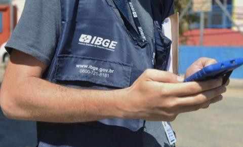 IBGE abre concurso para mais de 200 mil vagas para o Censo 2021
