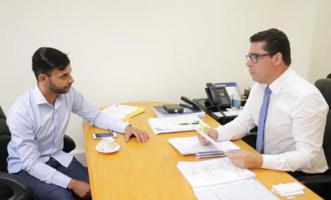 Reunião entre Deputado, vereador de Dores do Rio Preto e Ministério do Meio Ambiente busca melhorias para o Parque Nacional do Caparaó