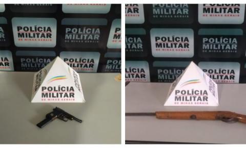 PM realiza operação Trigger  VI em Divino e Fervedouro para o combate a assaltos na região