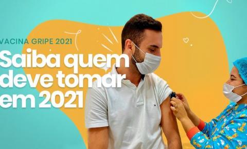 Minas dá início à campanha de vacinação contra a gripe