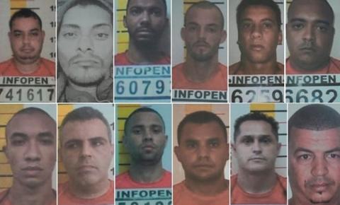 Segurança Pública lança lista dos 21 criminosos mais procurados de Minas Gerais
