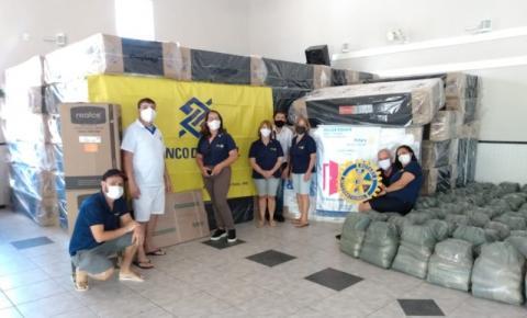 Rotary Club de Espera Feliz recebe doação de 40 mil do Banco do Brasil