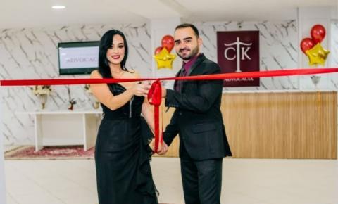 C e K Advocacia inaugura escritório em Espera Feliz
