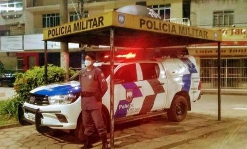 Polícia Militar intensifica segurança no Caparaó Capixaba