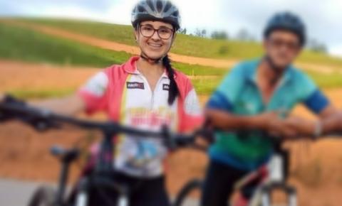 Ciclistas se envolvem em grave acidente em Carangola