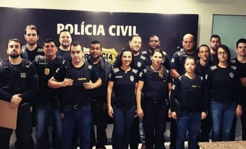 "Polícia Civil deflagra Operação ""Jane Cherubim"""