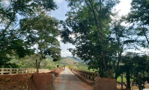 Bandidos roubam malote na ponte dos Gama entre Reduto e Manhumirim