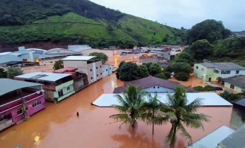 Prefeitura de Espera Feliz firma parceria com a UFJF para elaboração de programas e ações para minimizar os impactos das enchentes