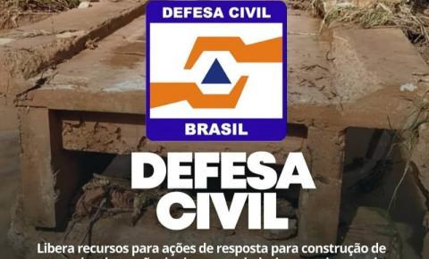 Caparaó vai receber recursos para recuperação em áreas atingidas por desastres