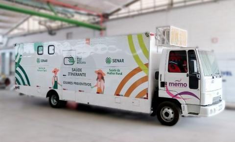 Caparaó e municípios da região recebem o Programa Saúde Itinerante nesta semana