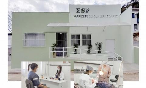 Compromisso com a saúde da população é uma realidade em Dores do Rio Preto