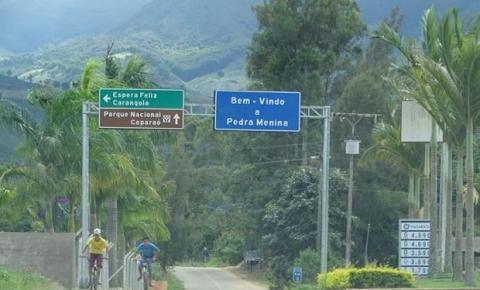 Liberado calçamento rural para Pedra Menina, em Dores do Rio Preto