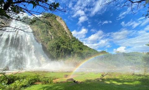 Parque Cachoeira da Fumaça completa 37 anos