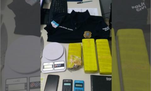 Polícia Civil cumpre 5 mandados de prisão em Dores do Rio Preto
