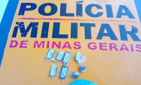 Mega Operação ALFERES em comemoração aos 244 anos da PMMG faz apreensão de drogas na BR 482
