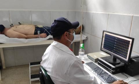 Espera Feliz adquire aparelho Eletrocardiograma para atender a população
