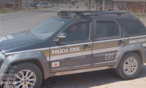 Polícia Civil cumpre mandado de busca e apreensão na zona rural de Espera Feliz