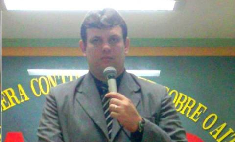 Pastor Elizamar Maia morre em acidente na MG 111 entre Carangola x Tombos