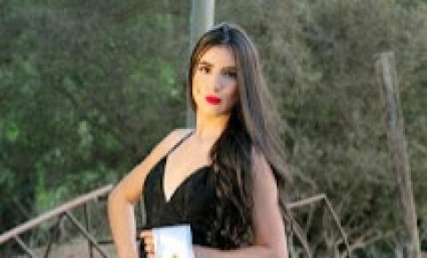 Fervedourense/Carangolense Géssica Fernandes é Miss Ouro Preto e concorre ao Miss Mister Minas Gerais CNB