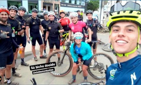 Ciclistas da região percorrerão 240 km, de Espera Feliz a Guarapari
