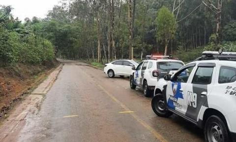 PM detêm em flagrante homem que assaltou taxista em Guaçuí