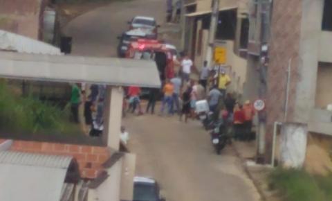 Suspeito de tentativa de homicídio é detido pela PM em Guaçuí