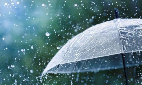 Chuva intensa gera acumulados de 70 mm em Alto Caparaó