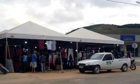 Feirinha do Brás causa revolta em comerciantes de Dores do Rio Preto