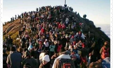 Feriado movimenta Parque Nacional do Caparaó
