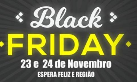 Associação Comercial de Espera Feliz prepara Black Friday em conjunto com lojistas