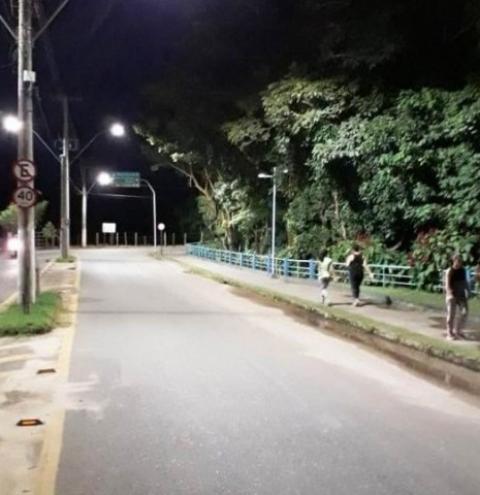 Mulher é assaltada à mão armada no calçadão em Guaçuí