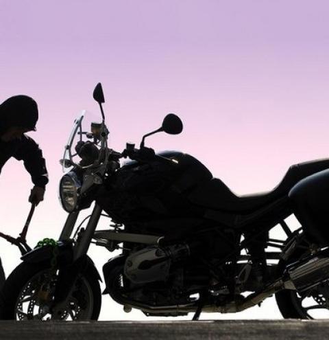 PM de Manhumirim recupera moto furtada em Alto Caparaó