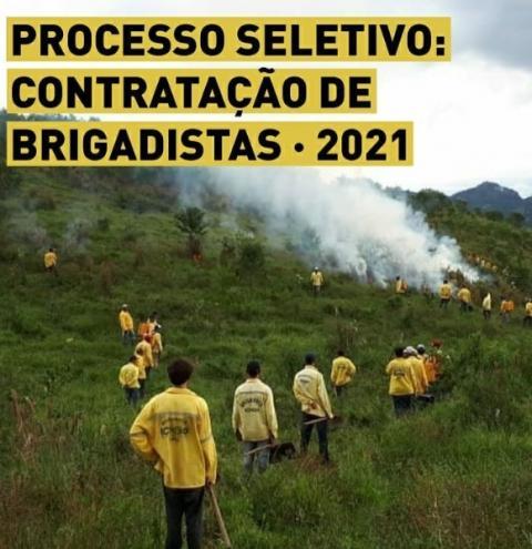 Abertas inscrições para formação de Brigada de Prevenção e Combate a Incêndios Florestais do Parque Nacional do Caparaó