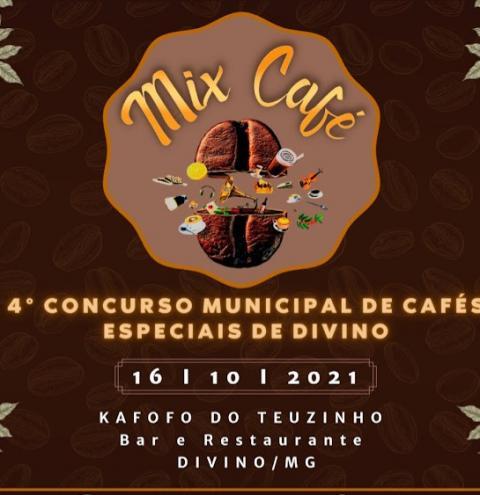Concurso de Cafés Especiais acontece neste sábado (16) em Divino